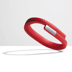 Jawbone UP Fitness Tracker (Small, Red)