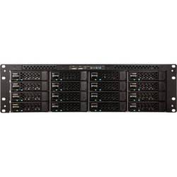 Studio Network Solutions EVO 8TB 16-Bay Shared Media Storage Server (4 x 2TB)
