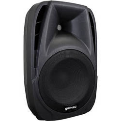 """Gemini ES-08BLU 8"""" Active Loudspeaker with USB/SD/Bluetooth and MP3 Player"""