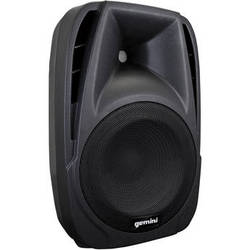 "Gemini ES-10BLU 10"" Active Loudspeaker with USB/SD/Bluetooth and MP3 Player"