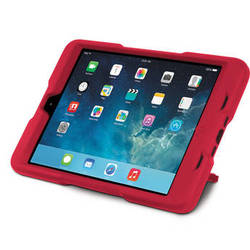 Kensington BlackBelt 2nd Degree Rugged Case for iPad mini (Red)