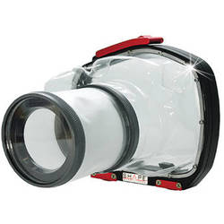 SHAPE Waterproof Full Frame Wave Case for Canon 5D Mark III, Nikon D800, Sony A-99, Select Other DSLRs