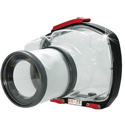 SHAPE Waterproof Pro DSLR Wave Case for Canon 1DS, Nikon D4, Fuji IS Pro, Pentax 645D, Select Others