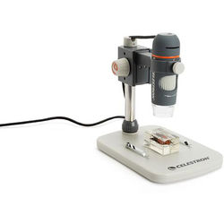 Celestron Handheld Digital Microscope Pro (Gray)