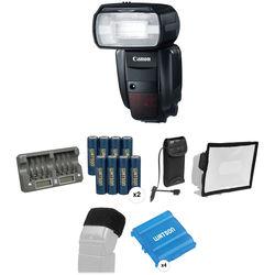Canon Speedlite 600EX-RT Essential Wedding and Event Kit