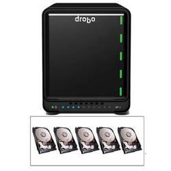 Drobo 20TB (5 x 4TB) Drobo 5D Kit with Drives