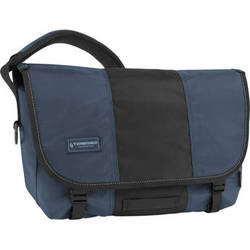 Timbuk2 Classic Messenger Bag (Small, Dusk Blue/Black)