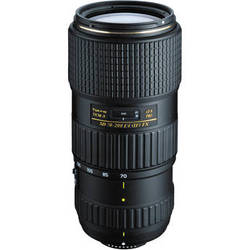 Tokina AT-X 70-200mm f/4 PRO FX VCM-S Lens for Nikon