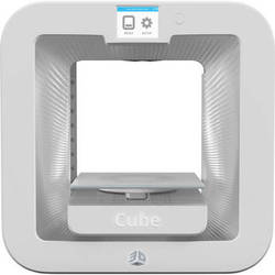 3D Systems Cube 3 Printer (White)
