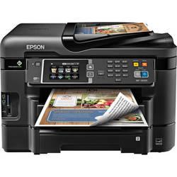 Epson WorkForce WF-3640 Wireless Color All-in-One Inkjet Printer