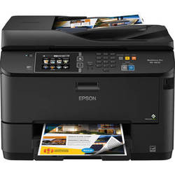 Epson WorkForce WF-4630 Wireless Color All-in-One Inkjet Printer