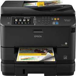 Epson WorkForce WF-4640 Wireless Color All-in-One Inkjet Printer