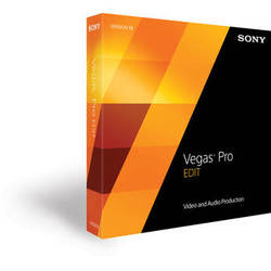 Sony Vegas Pro 13 Edit (Boxed)