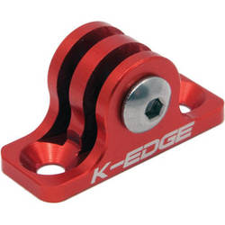 K-EDGE GO BIG Universal GoPro Adapter (Red)