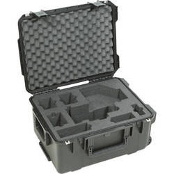 SKB iSeries Case for Sony F5/F55 with Wheels & Pull Handle