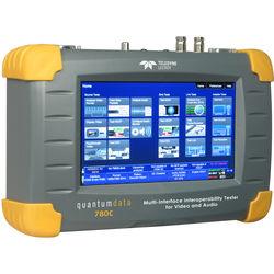 Quantum 780C Multi-Interface Interoperability Tester for Video and Audio