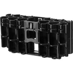 STORACELL A9 Pack Battery Caddy (Tuxedo Black)