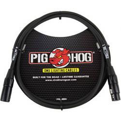 Pig Hog Pig Hog 3-Pin XLR DMX Cable (5')