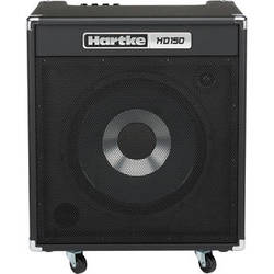 Hartke HD150 150W 1x15 Combo Amplifier for Electric Bass