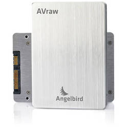 "Angelbird 632GB AVraw 2.5"" Internal Solid State Drive"