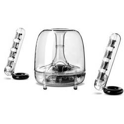 Harman Kardon SoundSticks Bluetooth Wireless 2.1 Channel Multimedia Sound System