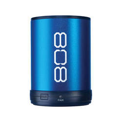 808 Audio Canz Bluetooth Wireless Speaker (Blue)