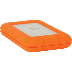 LaCie 1TB Rugged Thunderbolt External Hard Drive