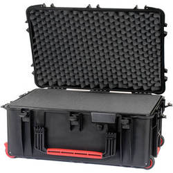 HPRC 2760WF Wheeled Hard Case with Cubed Foam Interior