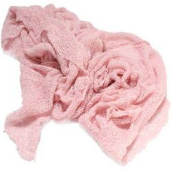 Custom Photo Props Nubble Newborn Stretch Wrap (Piglet Pink)