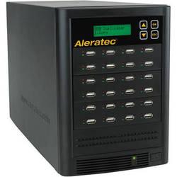 """Aleratec 1:23 USB HDD Copy Tower SA USB Flash Drive & 2.5"""" USB HDD Duplicator"""