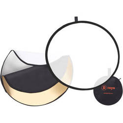 """Raya 5-in-1 Collapsible Reflector Disc (22"""")"""