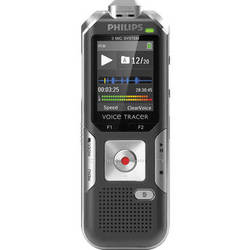 Philips DVT6000 Voice Tracer Digital Recorder with 3Mic AutoZoom+