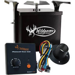 Wildgame Innovations 6V Photocell Power Control Unit (Black)