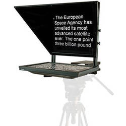 "Autocue/QTV OCU- SSP19 Starter Series 19"" Teleprompter & Software Package"
