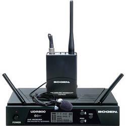 Bogen Communications UDMS800BP - UHF Wireless Bodypack Microphone System