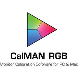 SpectraCal CalMAN RGB Display Calibration with C6 Colorimeter