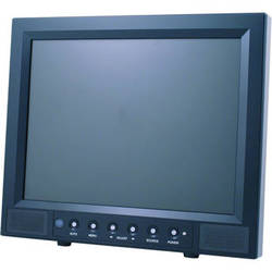 "Speco Technologies VM10LCD 10"" VGA Color TFT LCD Monitor with Remote Control"