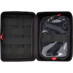 HPRC Light Medio Case with Interior Pouch (Black)
