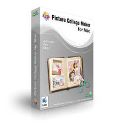 PearlMountain Picture Collage Maker Version 1.6.1 for Mac (Download)