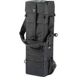 LensCoat Xpandable 4X Long Lens Bag (Black)