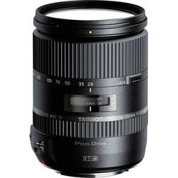 Tamron 28-300mm f/3.5-6.3 Di VC PZD Lens for Canon
