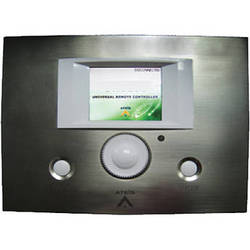 Bogen Communications URC200 - IP-Based Wall Remote with LCD Display for CORE Audio Systems