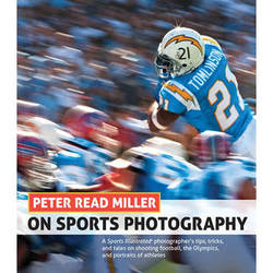 Pearson Education Book: Peter Read Miller on Sports Photography (1st Edition)