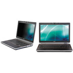 3M OFTPNTPB1 Privacy Screen Protector for Panasonic Toughpad B1 Tablet (Portrait, Black)