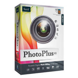 Serif PhotoPlus X6 for Windows (Download)