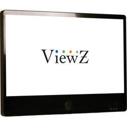 "ViewZ 32"" IP Public View Monitor with Ethernet (Black)"
