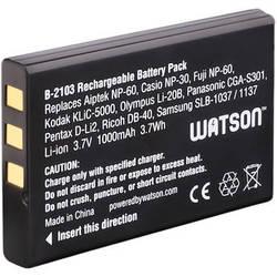 Watson NP-60 Lithium-Ion Battery Pack (3.7V, 1000mAh)