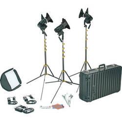 Lowel PRO Power Daylight LED 3-Light AC Kit
