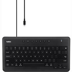 Belkin Secure Wired Keyboard for iPad with Lightning Connector