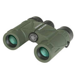 Meade 10x25 Wilderness Waterproof Binocular (Green)